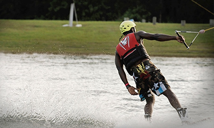 Orlando Watersports Complex - Orlando: $12 for a Private, 15-Minute Intro to Wakeboarding Lesson with Rental Gear at Orlando Watersports Complex ($25 Value)
