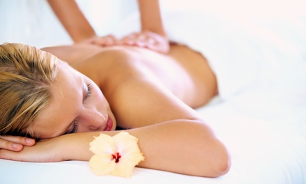60- or 90-Minute Swedish Massage at Body and Soul by Carla (Up to 57% Off)