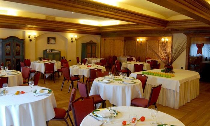 Gaarten hotel benessere a gallio veneto groupon getaways for Pensione asiago