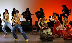 "Flamenco Fire: José Porcel's ""Flamenco Fire"" on Friday, October 30 at 7 p.m."