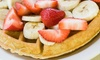 Brookside by Day - Brookside: Home-Cooked Breakfast, Lunch, or Dinner for Two at Brookside by Day (50% Off)