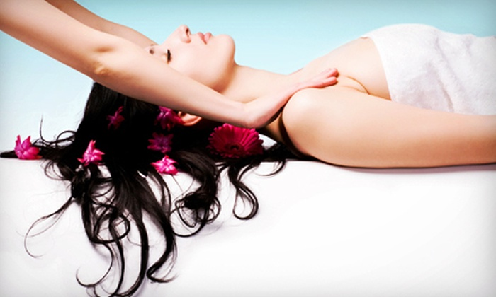 Sparrsh Massage & Facial Spa - Fort Mill: Massage, Body Wrap, or Both at Sparrsh Massage & Facial Spa (Up to 62% Off)