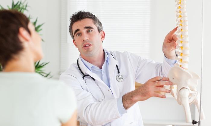 Maximized Health - Burlington: C$30 for Chiropractic Exam, X-rays and Six Adjustments at Maximized Health (C$355 Value)