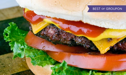 $9 for $15 Worth of Burgers and More at Home Run Burgers & Fries