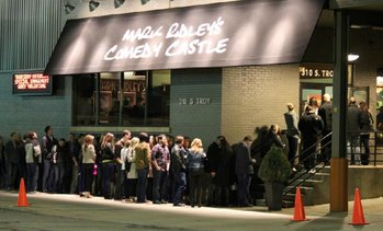 Mark Ridley's Comedy Castle – Up to 60% Off Standup Comedy