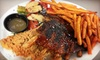 Angie's Since 1962 - Waterloo: Home-Style Food, Sandwiches, and Burgers for Lunch or Dinner at Angie's Since 1962 (52% Off). Two Options Available.