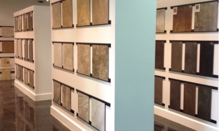 Stone And Tile Works Of Nm - Rio Rancho: $45 for $100 Worth of Flooring — Stone and Tile Works of NM