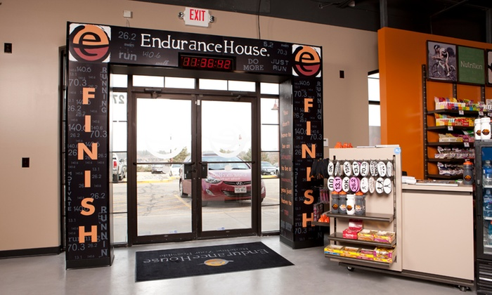 Endurance House - Plano: $100 for $250 Worth of Cycling Products — Endurance House