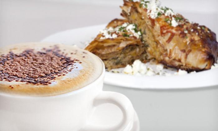 Taverna Mazi - Ravenna: 10 or 20 Lattes and Pastries at Taverna Mazi (Up to 53% Off)