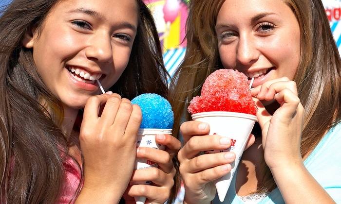 Tropical Sno Hawaiian Shave Ice - Multiple Locations: $2 for $4 toward purchase at Tropical Sno Hawaiian Shave Ice