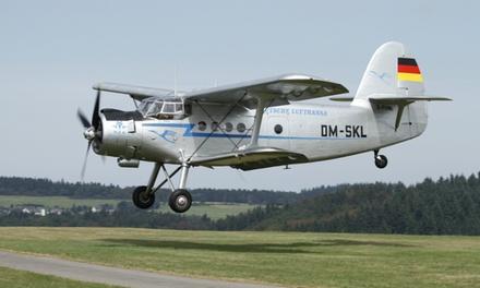 Vliegbeleving met een Antonov 2 van Classic Wings