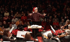Ann Arbor Symphony Orchestra Presents: Holiday Pops!: Ann Arbor Symphony Orchestra Presents: Holiday Pops! on Friday, December 11, at 8 p.m.