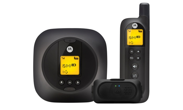Motorola Wireless Travel Pet Fence Groupon