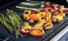 Reusable Oven Liner/BBQ Grill Mat (2-Piece)