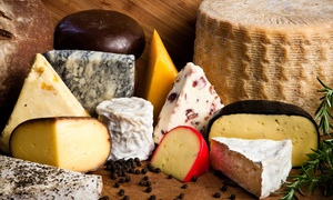 The Edgewood Cheese Shop and Eatery: $15 for $20 Worth of Cheese at The Edgewood Cheese Shop and Eatery