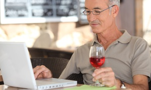 Topaz Wine Company: Online Wine Course for R199 with Topaz Wine Company (80% Off)