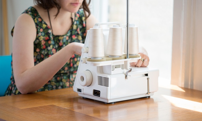 Made New - Made New: Sewing or Pattern Making Class at Made New (Up to 52% Off). Three Options Available.