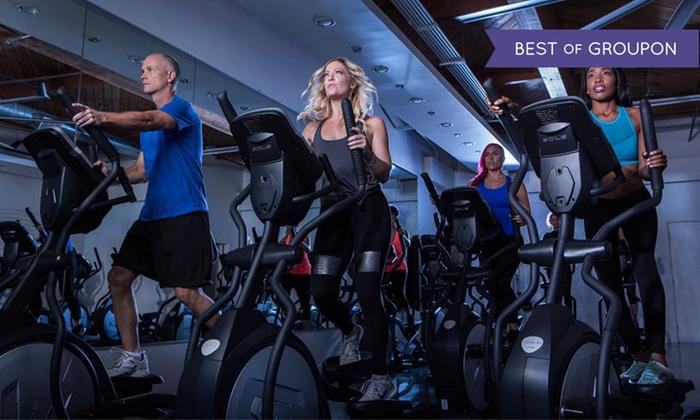 ElliptiFit - West LA: 5 or 10 Group Fitness Classes at ElliptiFit (Up to 59% Off)