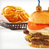 $8 for American Food at Cheeburger Cheeburger of Hendersonville