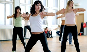 Balance: 10 or 20 Dance Fitness Classes from Balance (Up to 65% Off)
