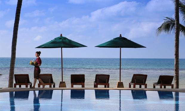 Koh Samui: 4* Colonial Beach Stay 0