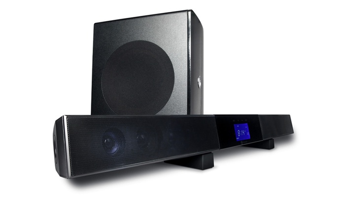 how to add a subwoofer to a soundbar
