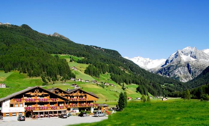 Valle Aurina: Fino a 7 notti per 1 persone in mezza pensione, spa ed una escursione opzionale all'Hotel Bacher