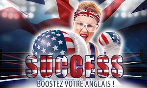 English! Speak it!: Dites oui à l'anglais! 6 à 24 mois de cours en e-learning dès 69 € (jusqu'à 93% de réduction) avec English! Speak it!