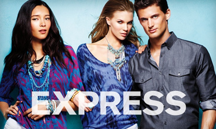 Express - Multiple Locations: $15 for $30 Worth of Women's and Men's Apparel and Accessories at Express