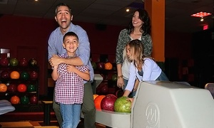 AMF Bowling Centers Inc. (A Bowlmor AMF Company): Two Hours of Bowling and Shoe Rental for Two, Four, or Six at AMF Bowling Co. (Up to 54% Off)