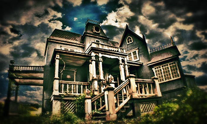 Midnight Productions - Upper Makefield: Two, Four, or Six Front-of-Line Passes to Haunted House in the Hollow from Midnight Productions (Up to 64% Off)