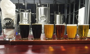 Dragas Brewery: Brewery Tour with Tastings and Pint Glasses for Two or Four at Dragas Brewery (Up to 56% Off)