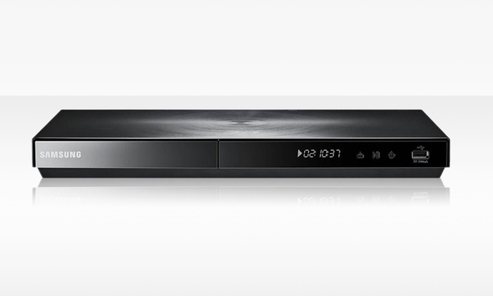 3D-Enabled Samsung Blu-ray Player with Built-in WiFi: 3D-Enabled Samsung Blu-ray Player with Built-in WiFi (BD-EM59C) (Manufacturer Refurbished). Free Returns.