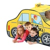 Taxi Cab Deluxe Giant Play Tent and Tunnel with Bonus Carry Bag