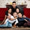 Family Photoshoot, Pollokshields