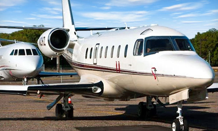 Thunderbird Aviation - Multiple Locations: Instructor-Led Traditional, Professional, or Child's Flight Package from Thunderbird Aviation (Up to 52% Off)