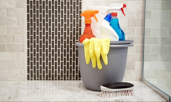 Magic Mops Cleaning - Orlando: Three or Five Man-Hours of Housecleaning from Magic Mops Cleaning (Up to 56% Off)