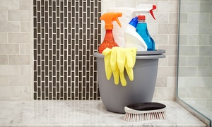 DustBusters Cleaning: Two or Three Hours of Cleaning Services from Dustbusters Cleaning (Up to 64% Off)