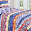 Home ID Contemporary Collection Quilt Sets (2 or 3 Pieces)