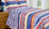 Home ID Contemporary Collection Quilt Sets: Home ID Contemporary Collection Quilt Sets (2 or 3 Pieces)