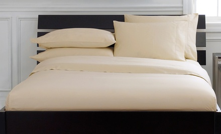 Beverly Hills Polo Club 300-Thread-Count Sheet Sets. Multiple Styles Available.