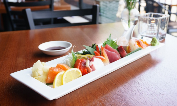 Billy Beach Sushi - Adams: $25 for $40 Worth of Japanese Cuisine at Billy Beach Sushi