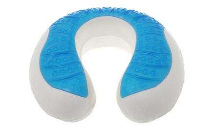 Deluxe Comfort Cooling Gel Neck Pillow