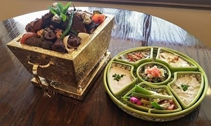 Darna Grill: CC$45 for Darna Mixed Grill for Two at Darna Grill (CC$86 Value)