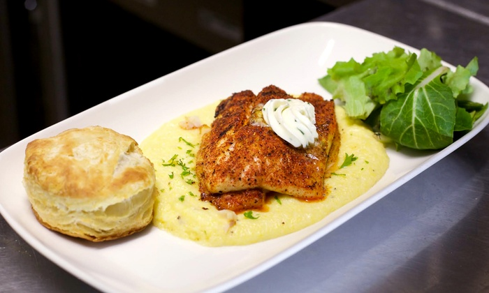 Bismarck - Downtown Vancouver: Dinner for Two or Four at Bismarck (Up to 44% Off)