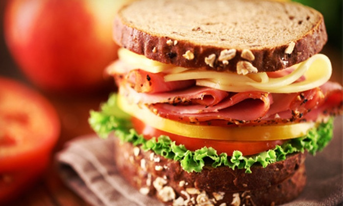 Old Port Sandwich Shop - Old Port District: Sandwiches and Sodas for One or Two at Old Port Sandwich Shop (Up to 54% Off)