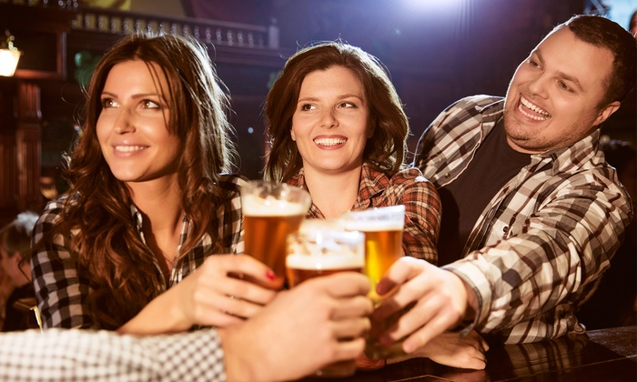 Urban Adventures - San Francisco: Two Tickets to a North Beach Pub Tour or Chinatown Tour from Urban Adventures (Up to 50% Off)