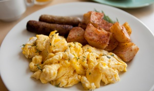 Dad's Restaurant: Breakfast or Lunch at Dad's Restaurant (Up to 35% Off). Two Options Available.