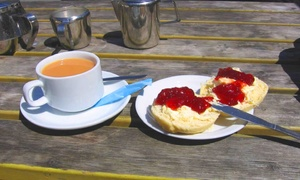 Fairfield Farm Shop and Cafe: Farm Entry with Lunch, Homemade Cake and Hot Drink for One, Two, or Four at Fairfield Farm Shop and Cafe (Up to 57% Off)