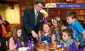 Ripley's Believe It or Not!: Party Package For Eight, 12, 15 or 20 People from £199 at Ripley's Believe It or Not! (Up to 30% Off)